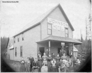 Johnson Hotel 1890
